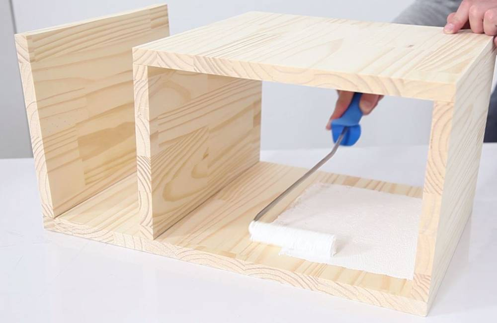 Cr Er La Table De Chevet Sleepy La Fabrique Diy