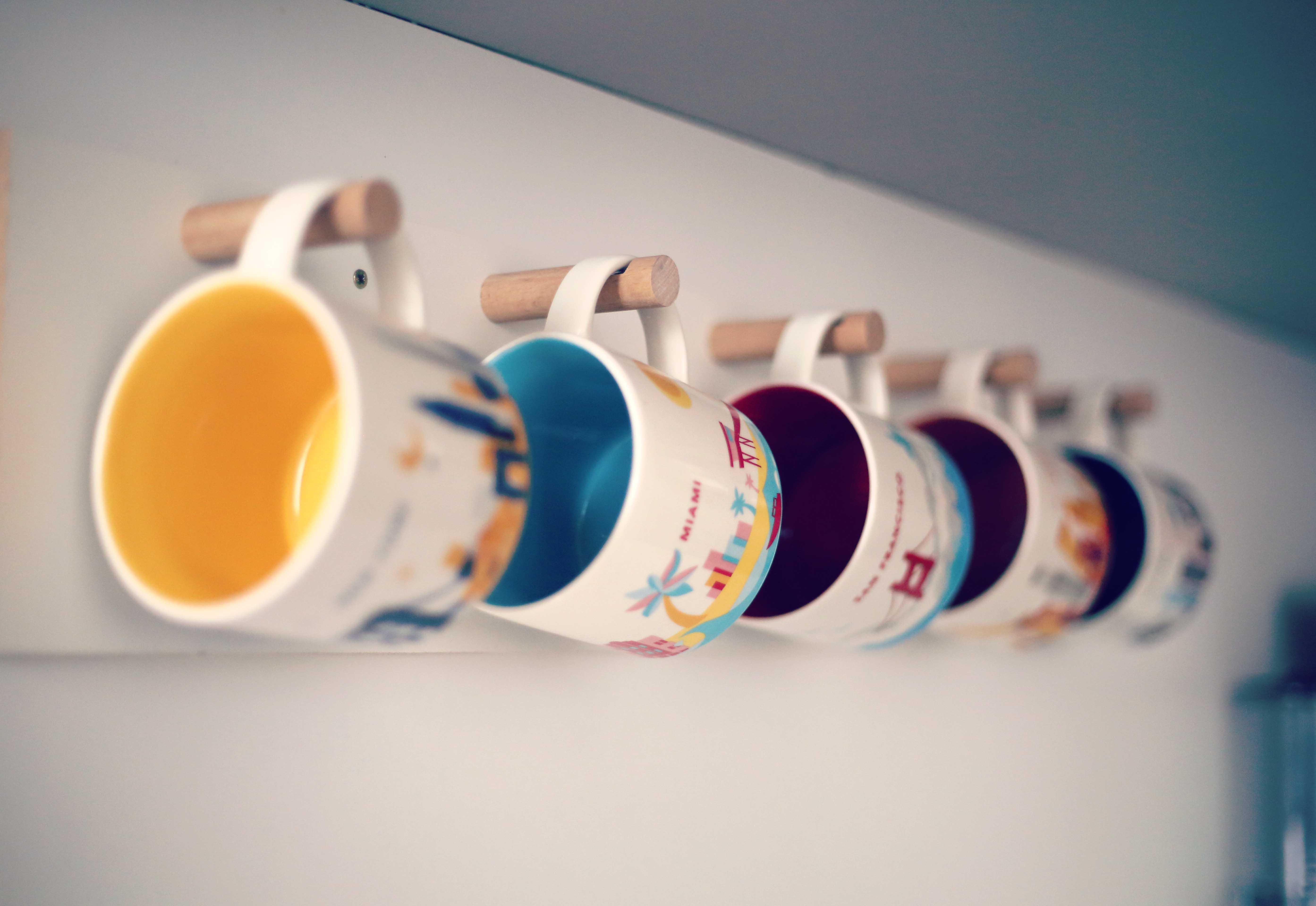 accrocher ses mugs   la fabrique diy