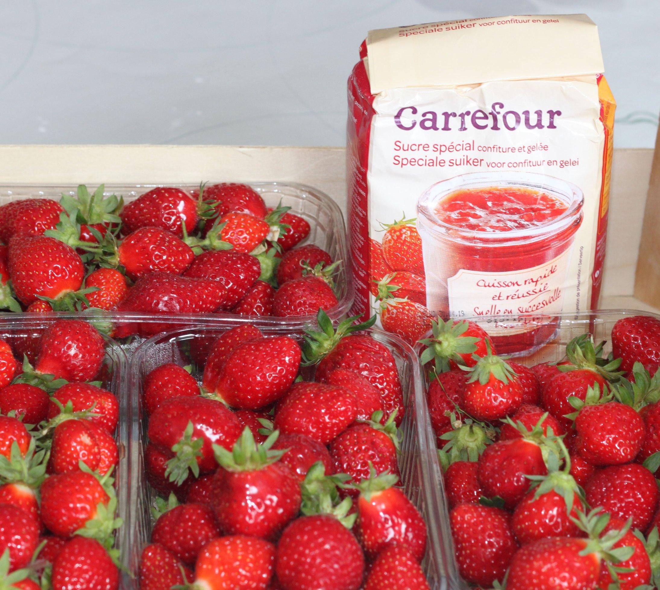 La Fabrique Confiture à la fraise 3