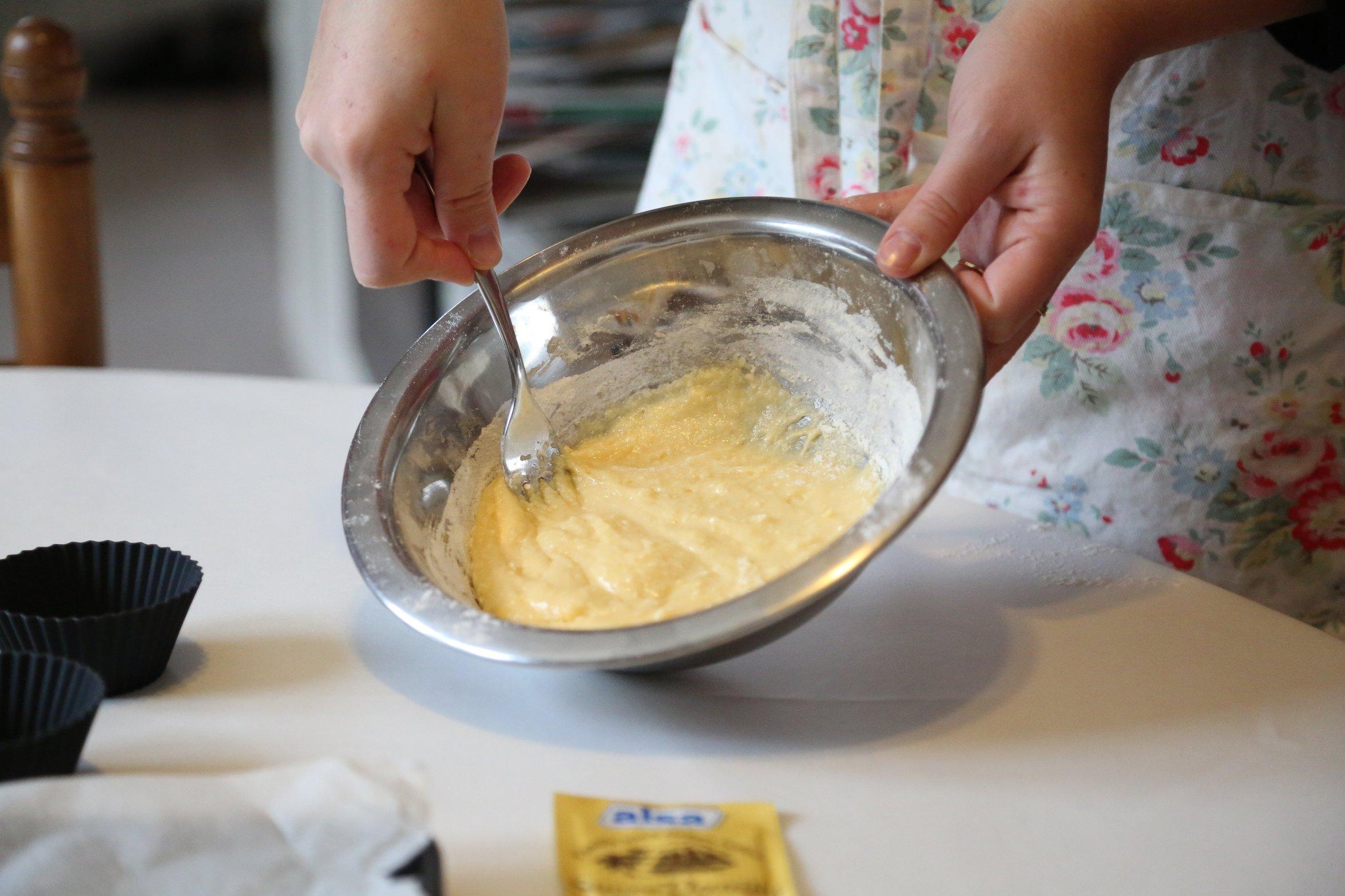 La Fabrique - Cupcakes ensanglantés verre en sucre 1