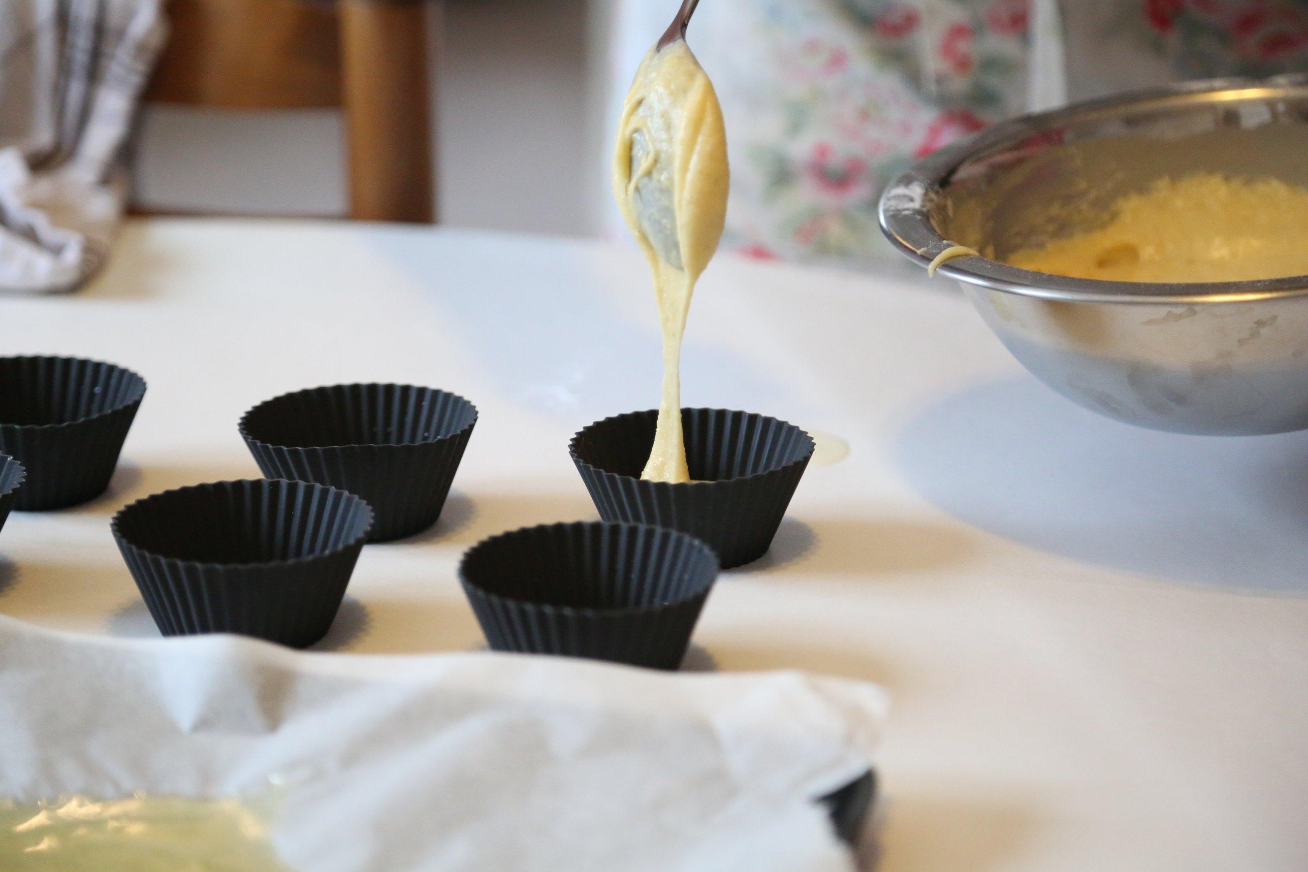 La Fabrique - Cupcakes ensanglantés verre en sucre 2