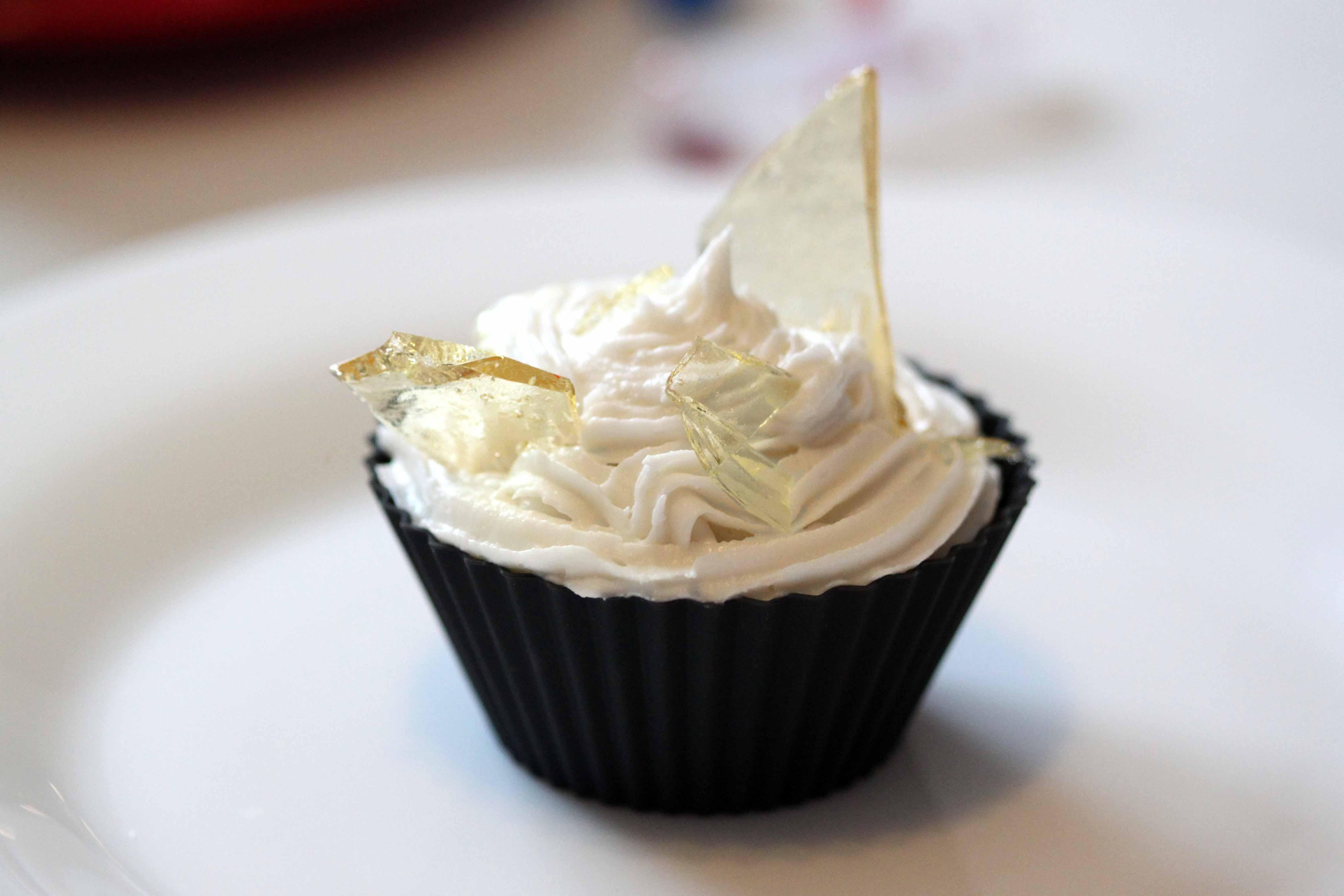 La Fabrique - Cupcakes ensanglantés verre en sucre 7