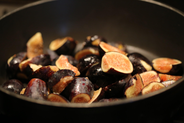La Fabrique - Tarte aux figues et au foie gras 2
