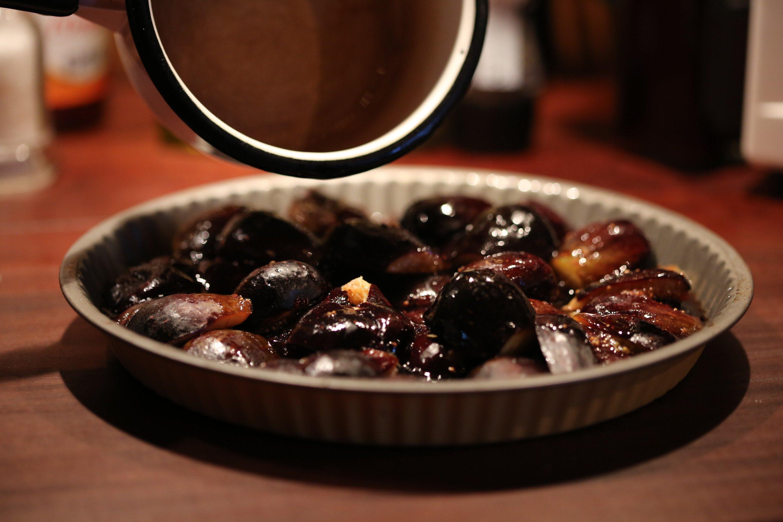 La Fabrique - Tarte aux figues et au foie gras 4