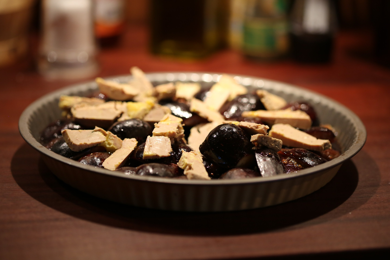 La Fabrique - Tarte aux figues et au foie gras 5