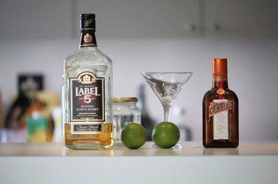 Cocktail chic & frais