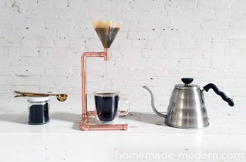 Cafetière DIY