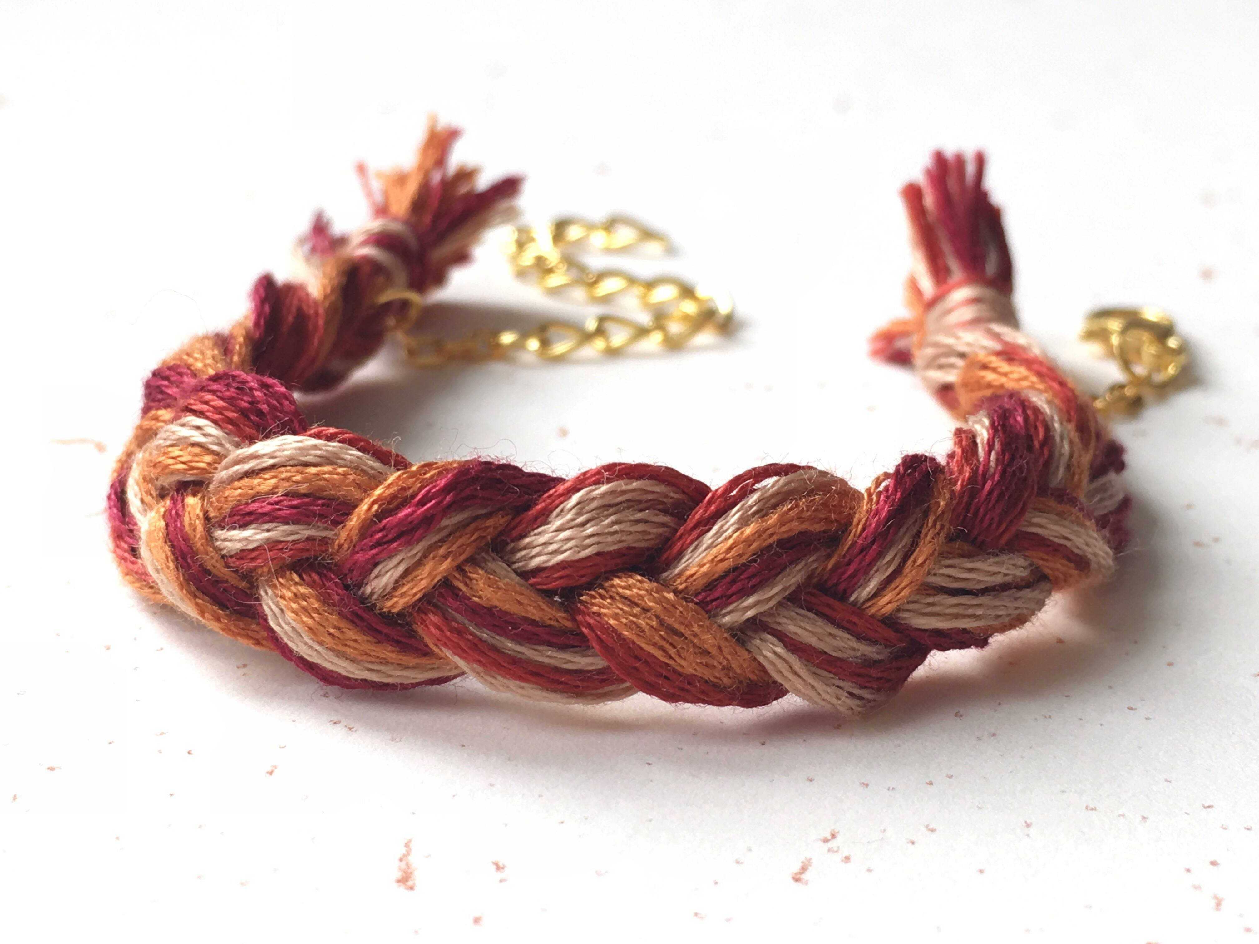 Photo principale de Joli bracelet tressé