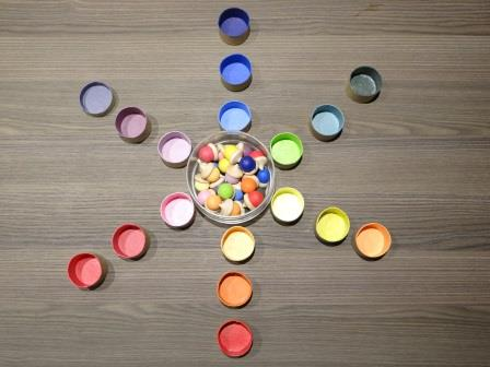 Photo principale de Nuancier issu de la pédagogie Montessori