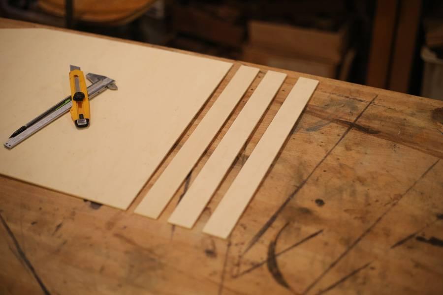 fabriquer boomerang phosphorescent