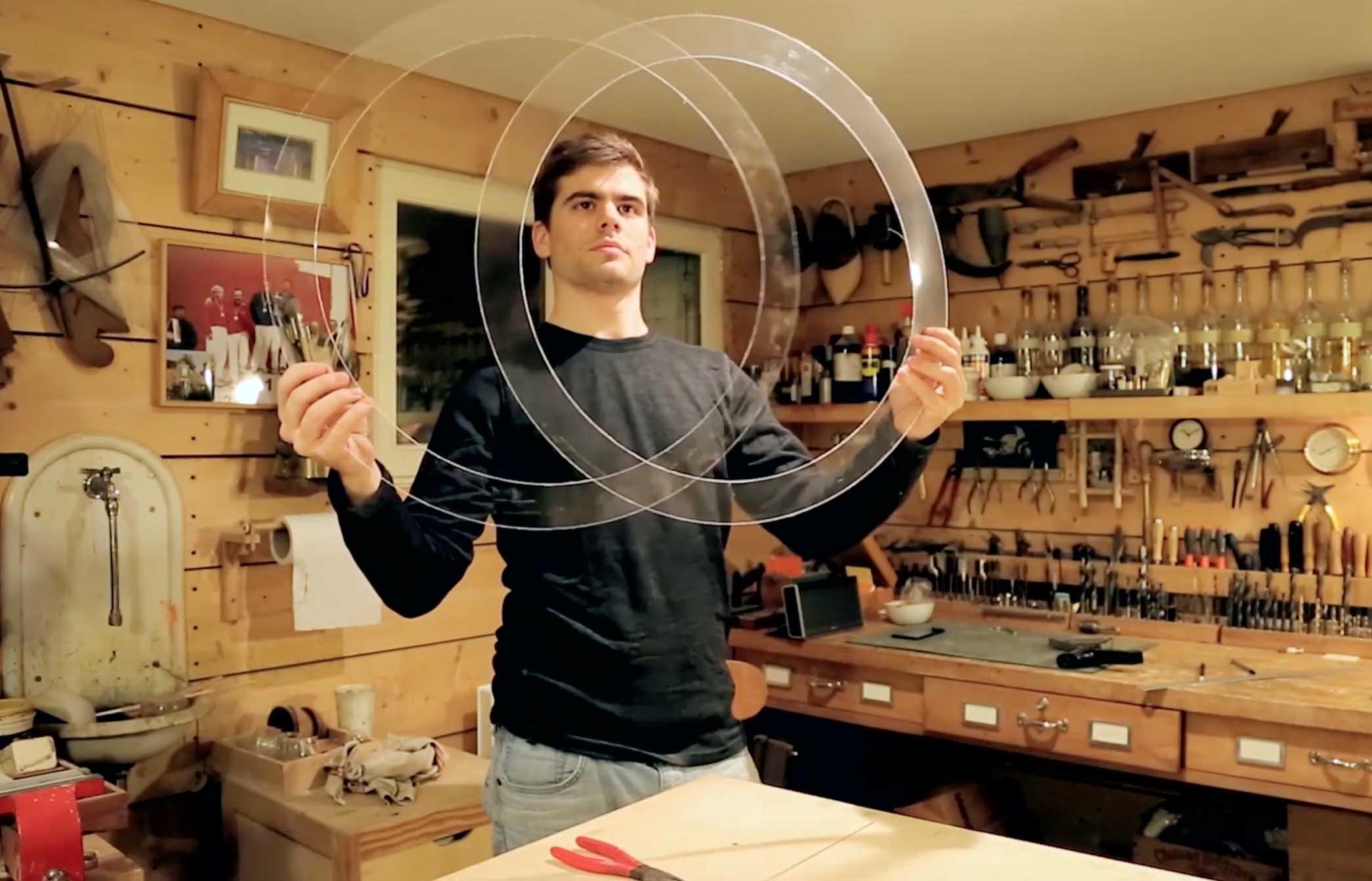 Vélo phosphorescent DIY et LEDS UV