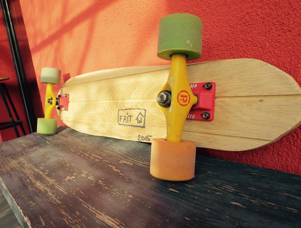 Fabriquer un Skate